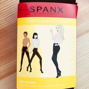 SPANX Reversible Bodyshaping Tight-End Tights!